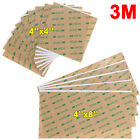 Lot 3m 300lse Strong Sticky Double-sided Adhesive Transparent Square Sheet Tape