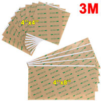 3M 300LSE Strong Sticky Double-Sided Adhesive Transparent Square Sheet Tape