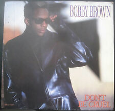 "Bobby Brown - DON'T BE CRUEL  7"" Commercial Vinyl Single [1988] NM - 45rpm"