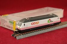 "Minitrix 11638-1 Spur N SBB E-Lok Re 460 083-9""COOP""Digital/Sound/NEU/OVP"