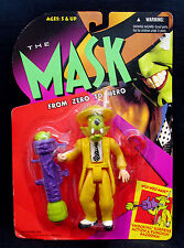 THE MASK-WILD WOLF MASK-FROM ZERO TO HERO-1995 Action Figure-Unopened-KENNER