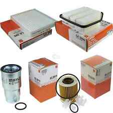 MAHLE Fuel Filter Kc 100D Interior La 395 Air LX 3005 Oil Filter Ox 413D1
