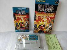 King of Dragons Super Famicom(SNES/SFC) JP GAME Cartridge,manual,Boxed set-b1218