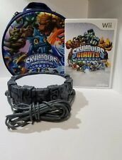 Nintendo Wii: Skylanders Giants game with portal and carrying case + warranty