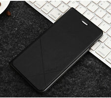 For iphone 4/5S/SE/6S 7 Plus Luxury Slim Leather Flip Wallet Magnetic Case Cover