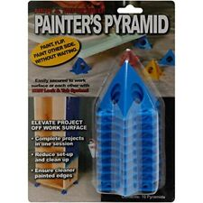 Painter's Pyramid Stands 10/pkg-blue