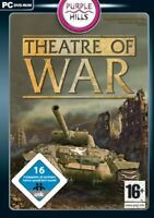 Theatre of War, für PC, Strategiespiel, Deutsch, DVD-Box, Krieg, 2009
