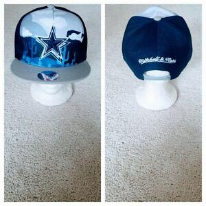 DALLAS COWBOYS NFL FOOTBALL SNAPBACK HAT.