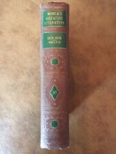 Ben Hur, by Lew Wallace - Worlds Greatest Literature Vol 10