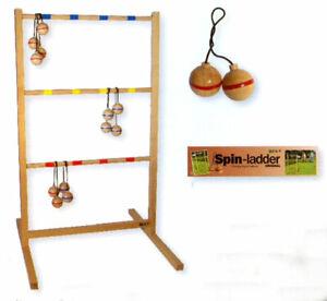 Bex Spin Ladder, Leitergolf