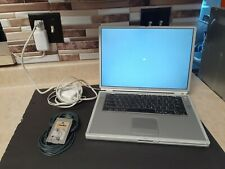 "Apple PowerBook A1025 15.2"" Laptop - M8858LL/A (November, 2002) WORKS PLUS BAG"