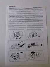 Catalogue prospectus : équipements spéciaux et transformations sur LAND ROVER