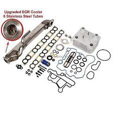 Ford 6.0L Diesel Powerstroke Updated EGR Cooler Kit Oil Cooler Intake Gaskets