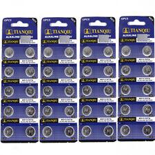 Lot 40 PCS AG13 LR44 SR44 LR1154 357A A76 357 SR44SW Alkaline Watch Battery