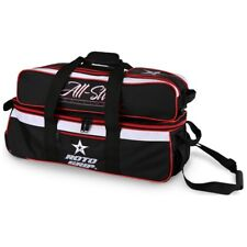 Roto Grip All Star Edition Carry All 3 Ball Tote Bowling Bag