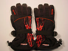 New Reusch WhiteOut RtexXT Ski Gloves Leather Palms Medium (8.5) #2902211
