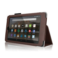 Folio PU Leather Cover Stand Case For Amazon 2015/2017 Kindle Fire 7 5th/7th Gen