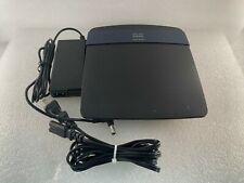CISCO Linksys Dual Band Wireless Router, Model E3200  BT10