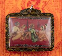 Amuleto Inkoo Kamasutra Mughal Talismano Tailandese Tantra Sesso Seduction, 2160