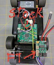 Carrera Digital Slot Car Aftermarket 1/24 chip  FT-Slottechnik!! 18.5V!