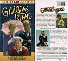 Gilligan's Island 3 Million Dollars And Water Water VHS Video Tape New