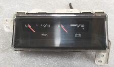 JDM 89-92 TOYOTA COROLLA LEVIN AE92 OEM RHD OIL TEMP BATTERY GAUGE 83400-12101