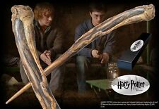 HARRY POTTER SNATCHER WAND Replica w/ Name Clip Collectors NOBLE COLLECTION