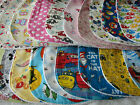 Pack of 3 Bibs Your Choice Handmade