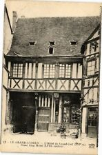 CPA Le Grand Andely - L'Hotel du Grand-Cerf  (163613)