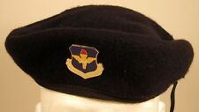 USAF Security Police Air Education & Training Command Crest Badge Beret