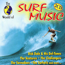 Various Artists : World of Surf Music CD (2003)