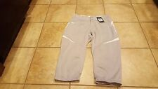 Nike Team Dri Fit women's gray softball pants size M NWT $45