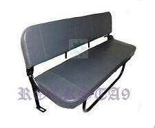 SUZUKI SJ410 SJ413 REAR SEAT (FITS LONG WHEEL BASE) MARUTI GYPSY SAMURAI DROVER