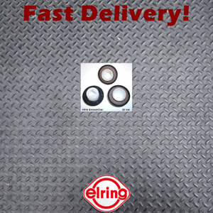 Elring Timing Cover Seal suits Citroen C4 HDi B7 Peugeot DV6C (9HD 9HR) (years: