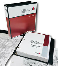 International 1486 1586 Hydro 186 Tractor Chassis Service Manual Shop Repair