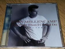 "JOHN MELLENCAMP  ""The Best That I Could Do 1978-1988""   NEW  (CD)"