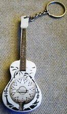 Dire Straits 10cm Wooden Guitar Tribute Key Chain