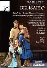 Belisario / Gaetano DONIZETTI / (1 DVD) / Neuf