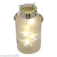 19cm LED Star Lantern - Light – Garden – Wedding – Hanging – Home – Table