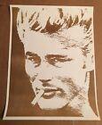 James Dean Poster Vintage 70's Original Art Idol Rebel Print Movie