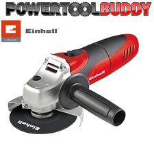 "EINHELL 500W ELECTRIC 4.5"" 115mm ANGLE GRINDER 240V HEAVY DUTY TC-AG 115"