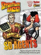 STRONTIUM DOG : SD AGENTS - 2000AD - WARLORD GAMES