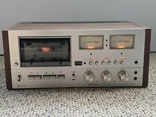 New ListingVintage Pioneer Ct-F9191 Stereo Cassette Tape Deck