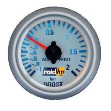 raid hp Zusatz Instrument Silber Ladedruck Anzeige mit Blende messen