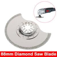 Diamond SawBlade Cutting Disc Wheel for Dremel Rotary Tool Oscillating Multitool
