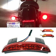 Smart 12v Universal Led Motorcycle Quads Maltese Cross Tail Brake Lamp Rear Red Light Automobiles & Motorcycles Accessories