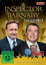 INSPECTOR BARNABY - INSPECTOR BARNABY-FAN-FAVORITEN  10 DVD NEU