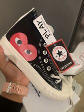 Comme Des Garcons Play Converse Taille (UK 4.5)