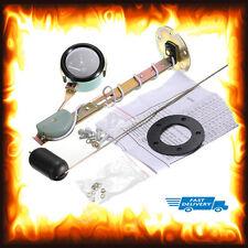 2'' 52mm Universal Car Fuel Level Gauge Meter Sensor Sender E-1/2-F Pointer