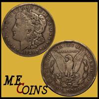 1921 Morgan Silver Dollars , 90% , Circulated , US Coin Lot,  Choose How Many!